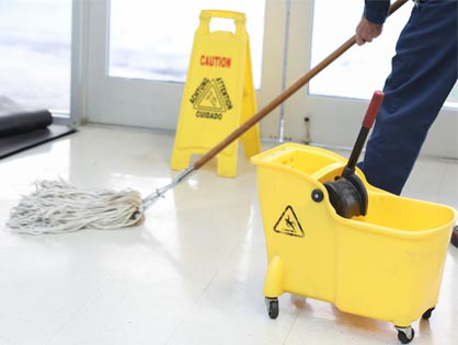 Service Delivery and Safety Culture in Facilities Cleaning & Maintenance