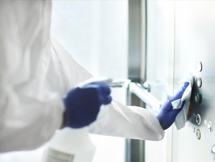 Outsourced Janitorial Services for Enhanced Workplace Safety