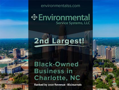 ESS Named 2nd-Largest Black-Owned Business in Charlotte